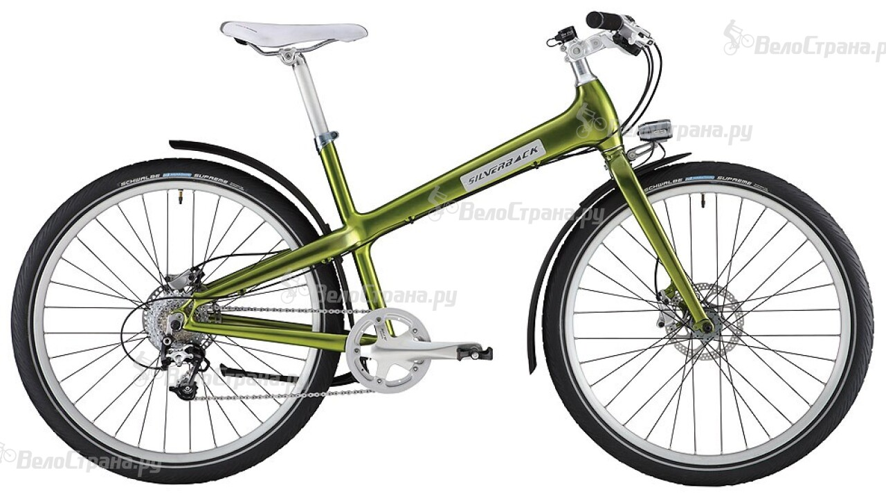 Велосипед Silverback STARKE 1 (2014) велосипед silverback syncra 1 2016