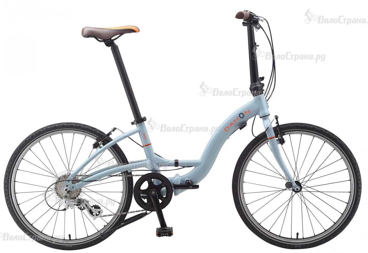 Велосипед Dahon Briza D8 (2016) велосипед dahon vybe d7 u 2017
