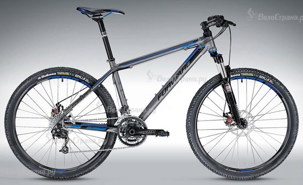 Велосипед Forward 1132 (2015) двухколесный велосипед forward quadro 1 0 рост 19 26 2015 2016 синий