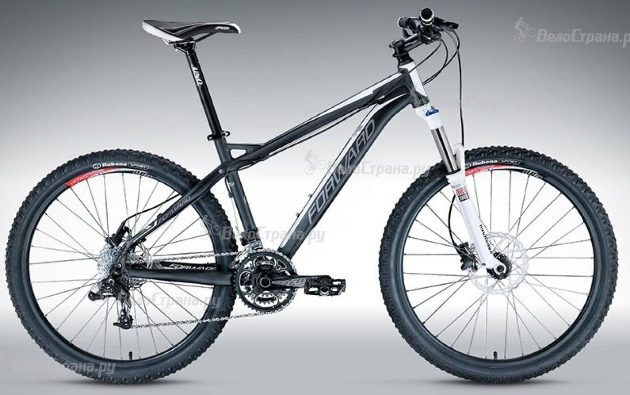 Велосипед Forward 1312 (2015) двухколесный велосипед forward quadro 1 0 рост 19 26 2015 2016 синий