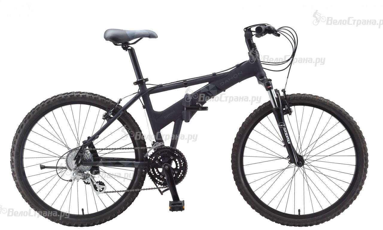 Велосипед Dahon Espresso D24 (2016) велосипед dahon vybe d7 u 2017