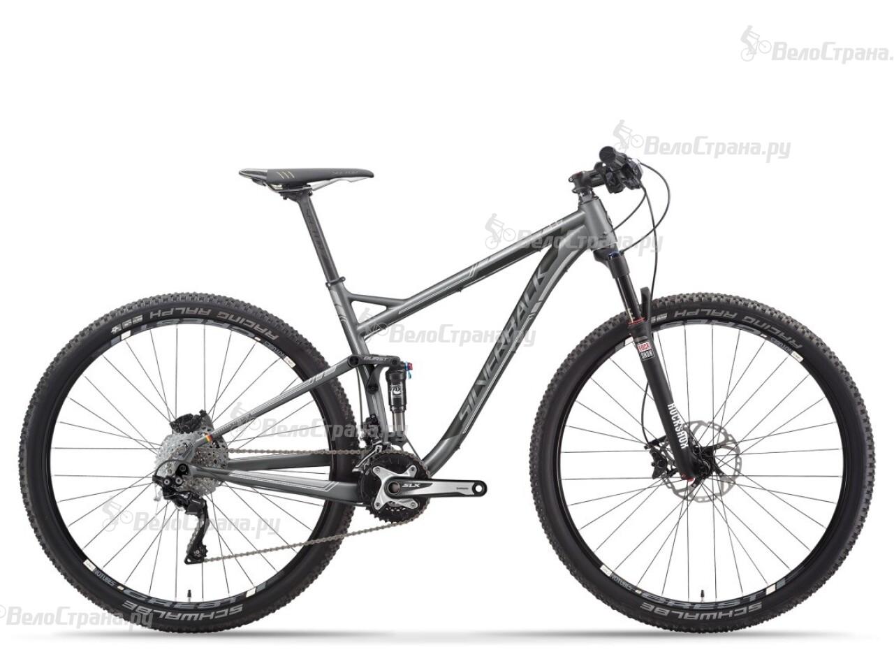 Велосипед Silverback SIDO 29 (2015) велосипед silverback sido 1 2016