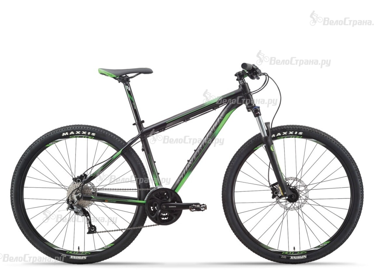 Велосипед Silverback SPECTRA 29 COMP (2015) manitou marvel comp 29