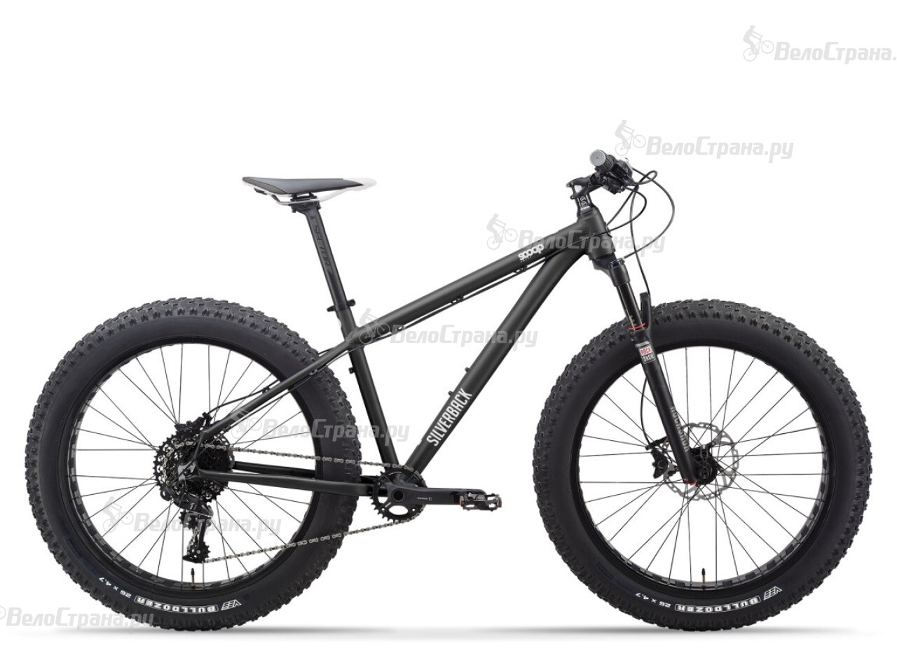 Велосипед Silverback SCOOP FATTY SINGLE SCOOP (2015) велосипед smart fatty 2015