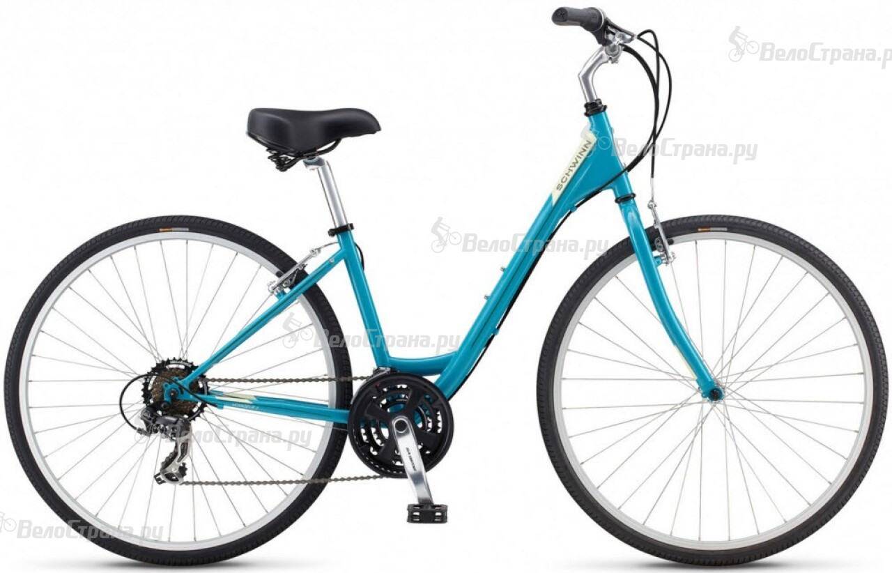 Велосипед Schwinn Voyageur 3 Step-Thru (2015) велосипед schwinn streamliner 2 step thru 2015
