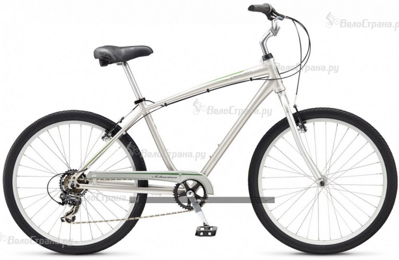 Велосипед Schwinn Streamliner 2 (2015) велосипед schwinn streamliner 2 step thru 2015