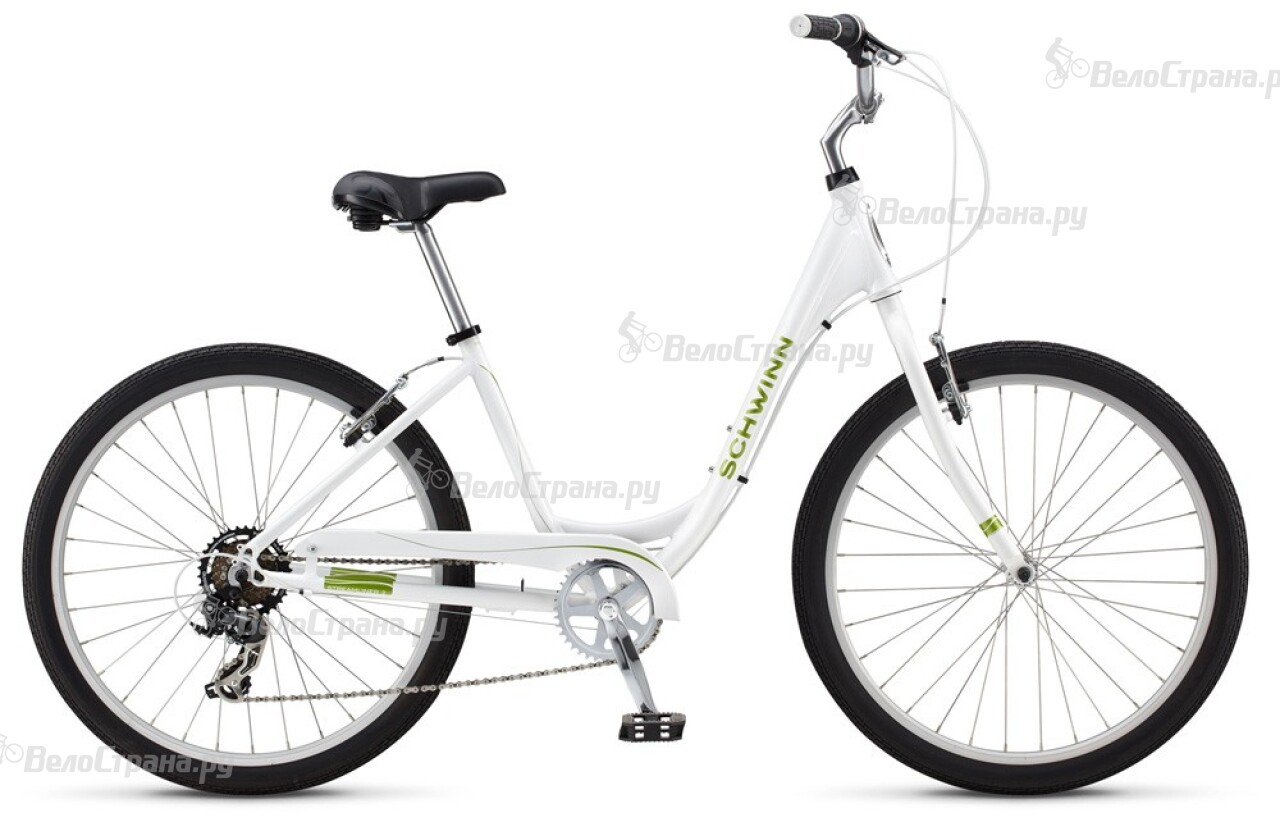 Велосипед Schwinn Streamliner 2 step-thru (2014) велосипед schwinn streamliner 2 2015