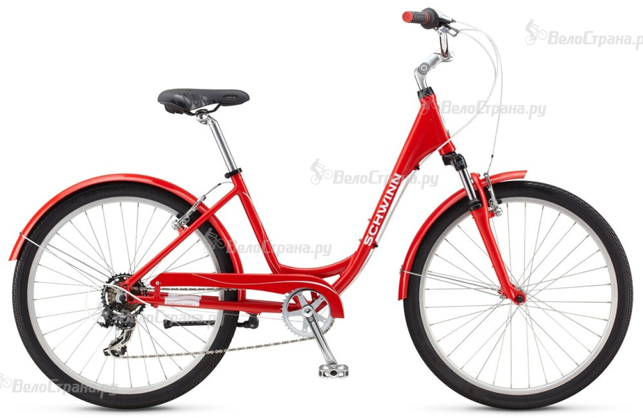 Велосипед Schwinn Streamliner 1 step-thru (2014) велосипед schwinn streamliner 2 2015