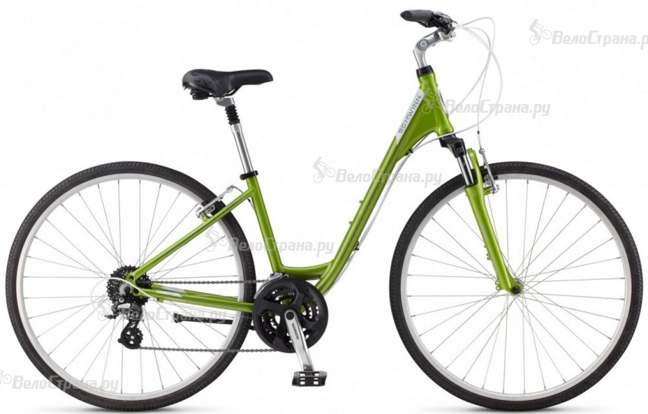 Велосипед Schwinn Voyageur 1 Step-Thru (2015) велосипед schwinn streamliner 1 step thru 2014