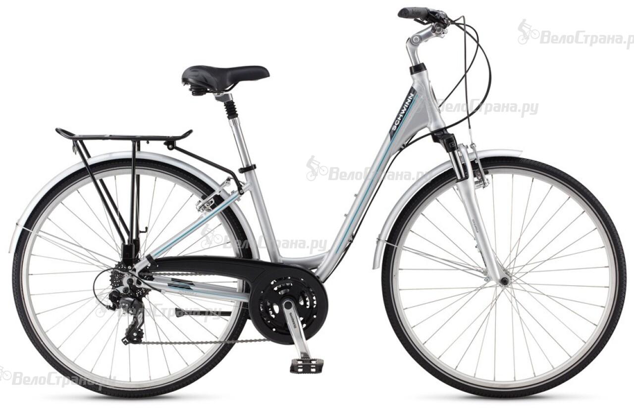 Велосипед Schwinn Voyageur 1 commute step-thru (2014)