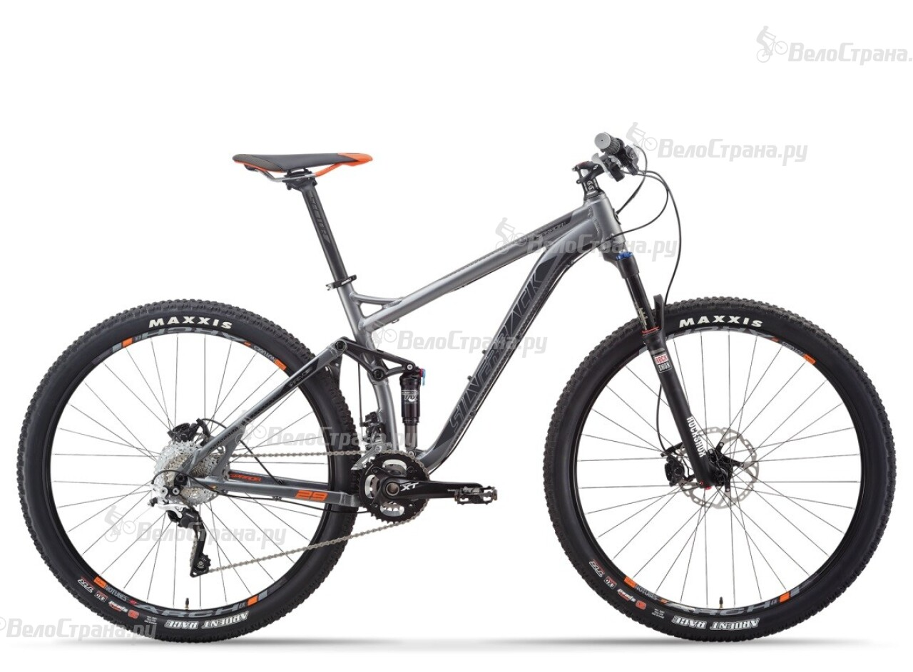 Велосипед Silverback SPRADA 1 (2015) велосипед silverback syncra 1 2016