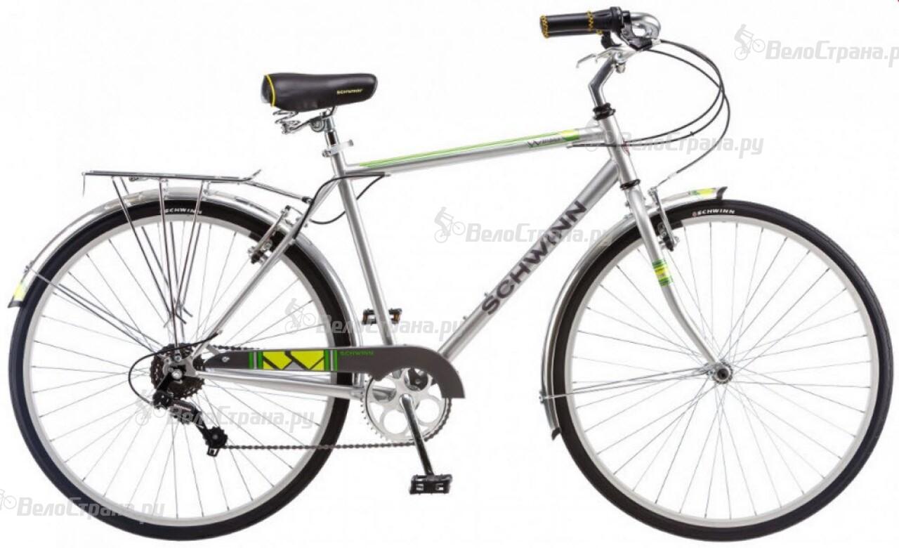 Велосипед Schwinn Wayfarer (2015) велосипед schwinn pixie 2015