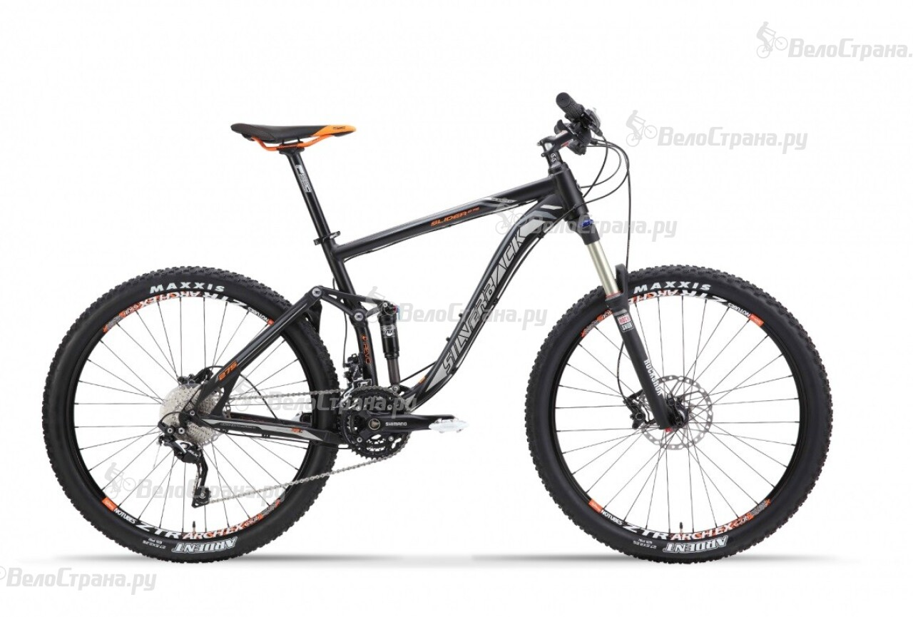 Велосипед Silverback SLIDER 2 (2015) велосипед silverback slider 1 2016