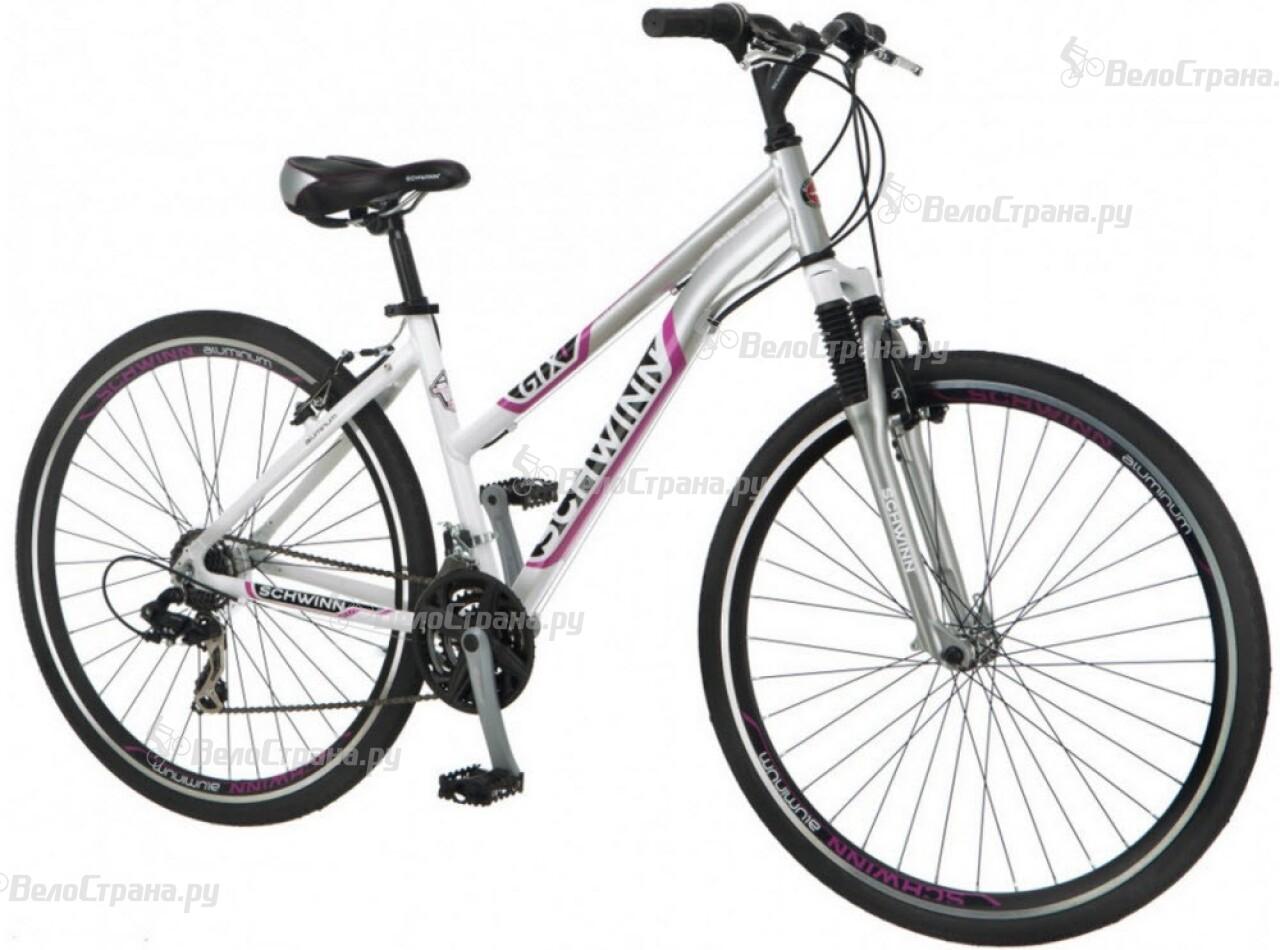 Велосипед Schwinn GTX 1 Womens (2015) велосипед gtx alpin 2701 рама 19 серый