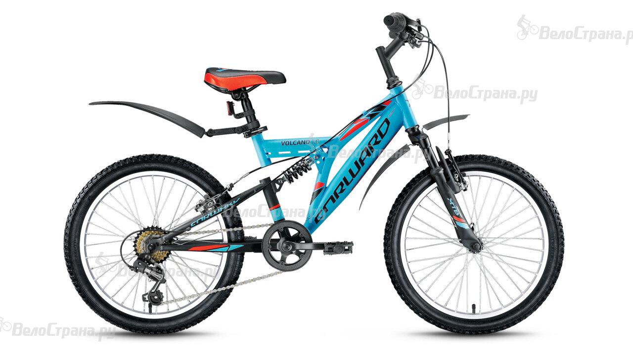 Велосипед Forward Volcano 1.0 (2016) велосипед forward valencia 2 0 2016
