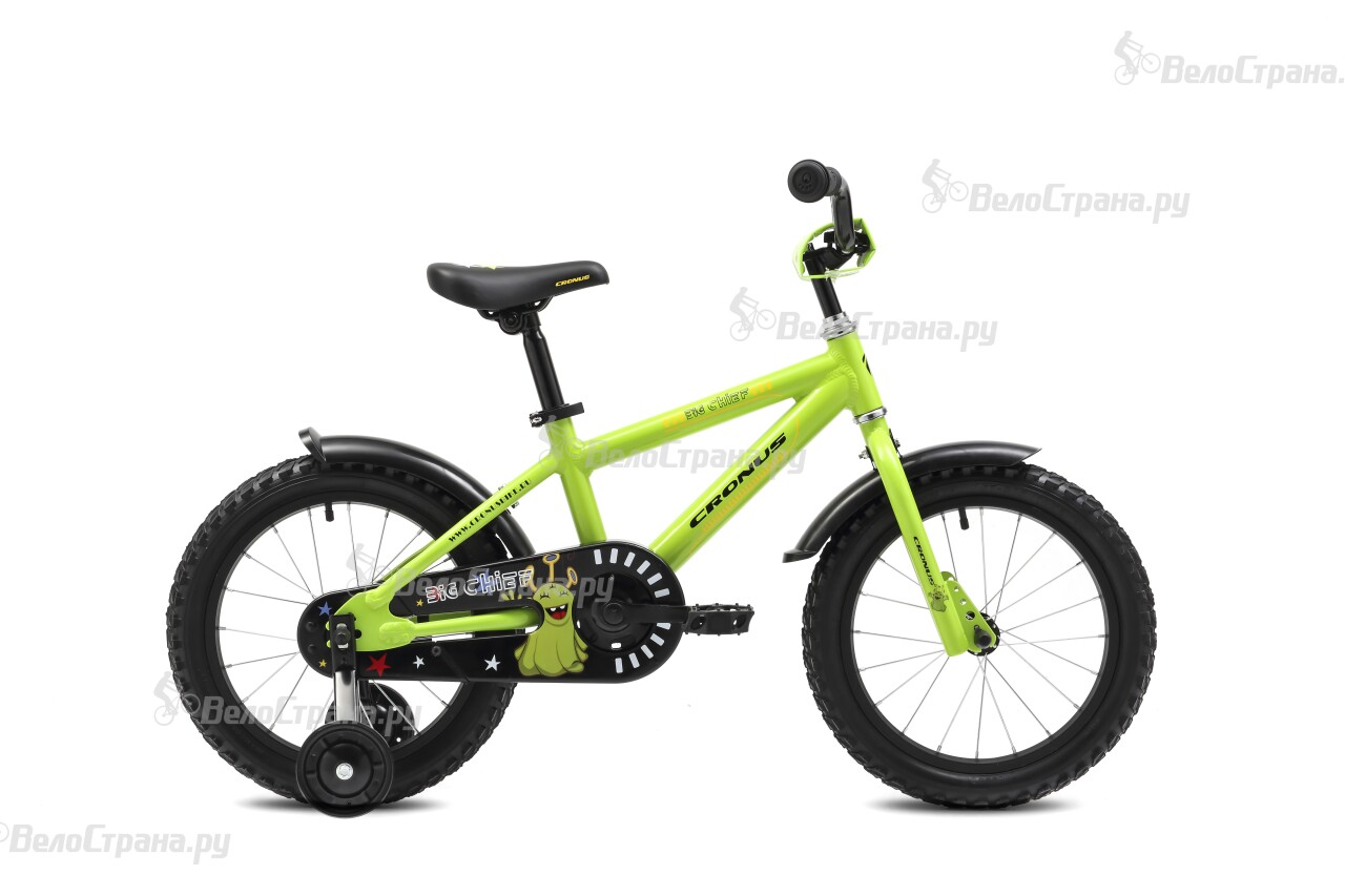 Велосипед Cronus BIG CHIEF 16 (2016) chief lcm1ub