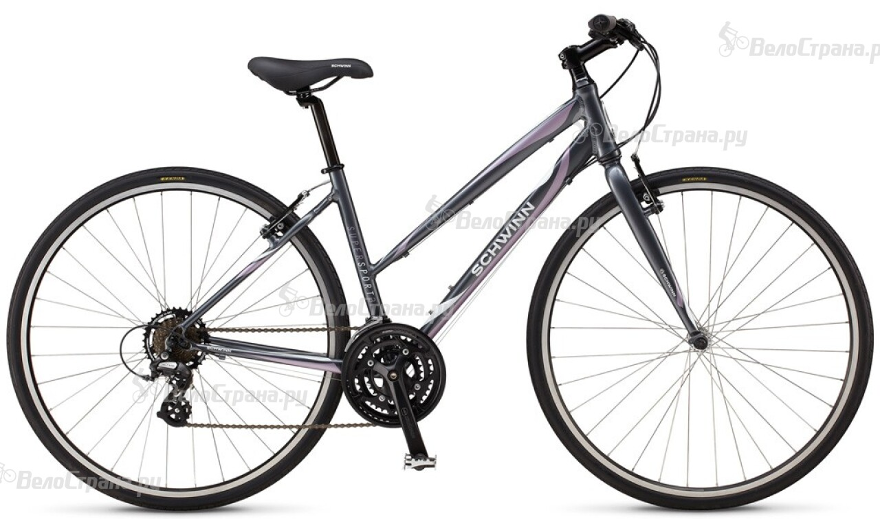 Велосипед Schwinn Super Sport 3 women (2014)