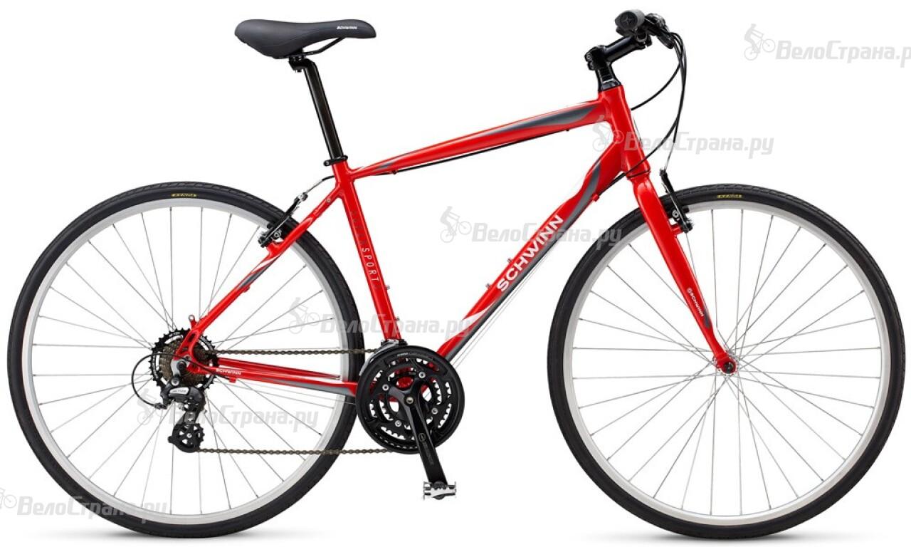 Велосипед Schwinn Super Sport 3 (2014) велосипед schwinn fastback 3 2014