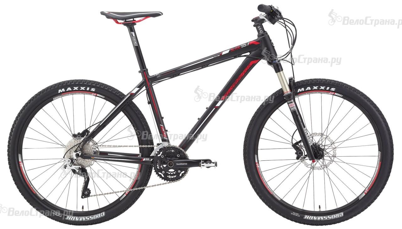 Велосипед Silverback SLADE 1 (2014) велосипед silverback syncra 1 2016