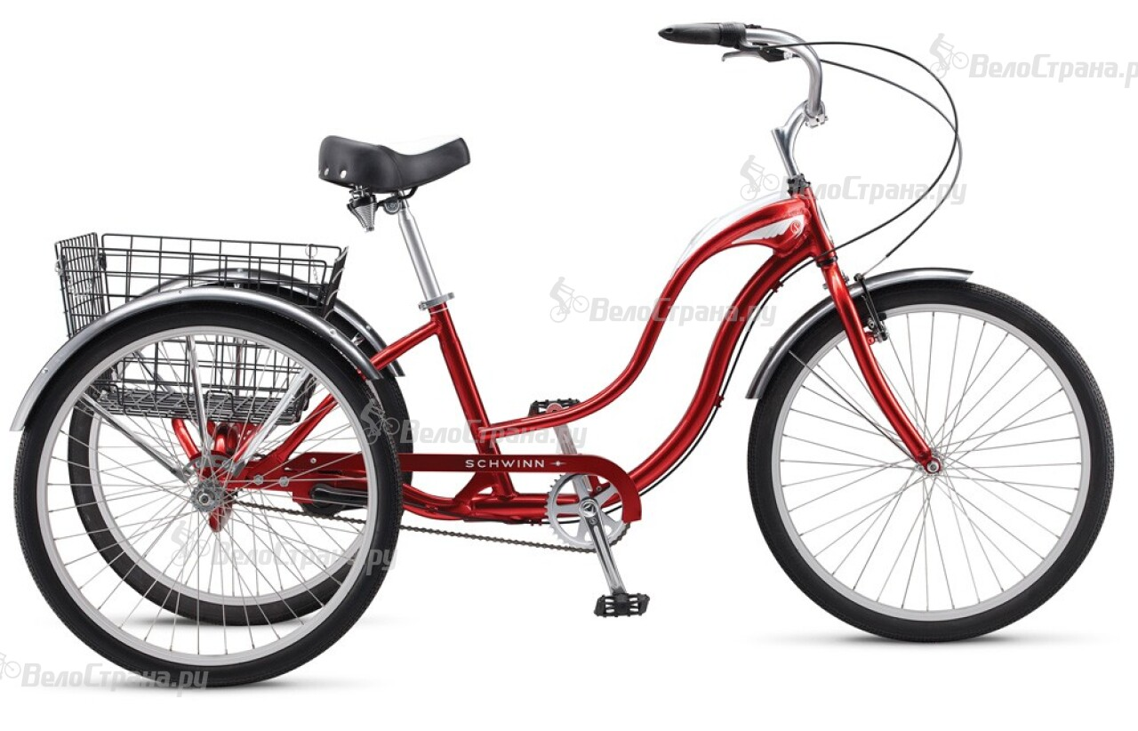 Велосипед Schwinn Town & Country (2014) велосипед schwinn tornado 2015