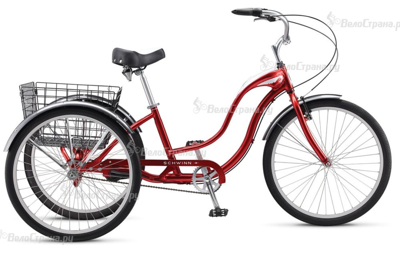 Велосипед Schwinn Town & Country (2014) велосипед schwinn town