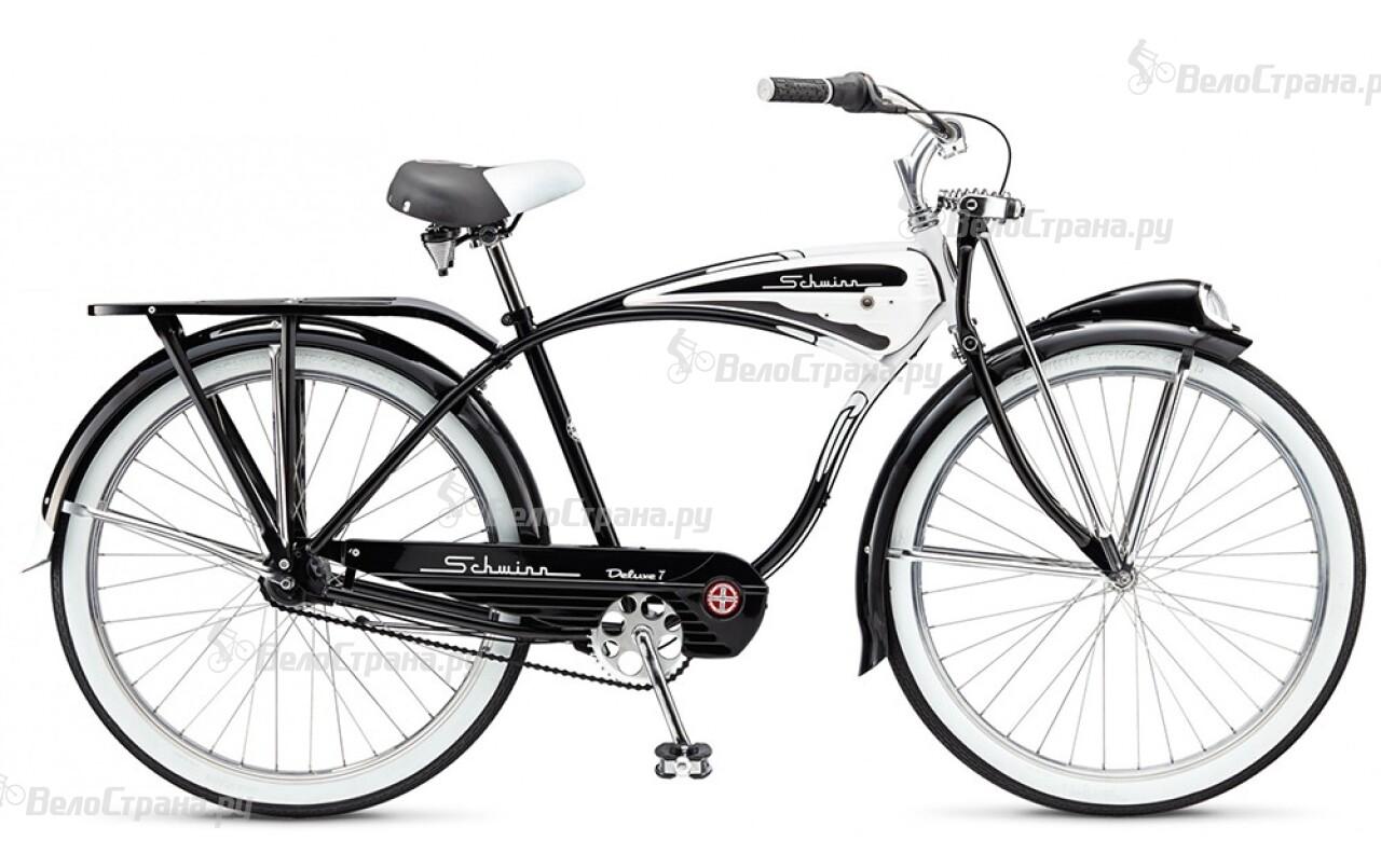 Велосипед Schwinn Classic Deluxe 7 (2015) велосипед pegasus piazza gent 7 sp 28 2016