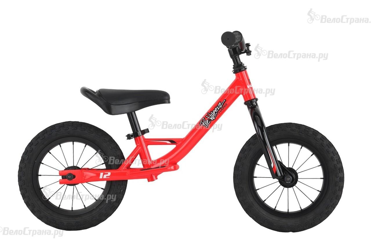 Велосипед Haro PreWheelz 12 Spoke (2015)