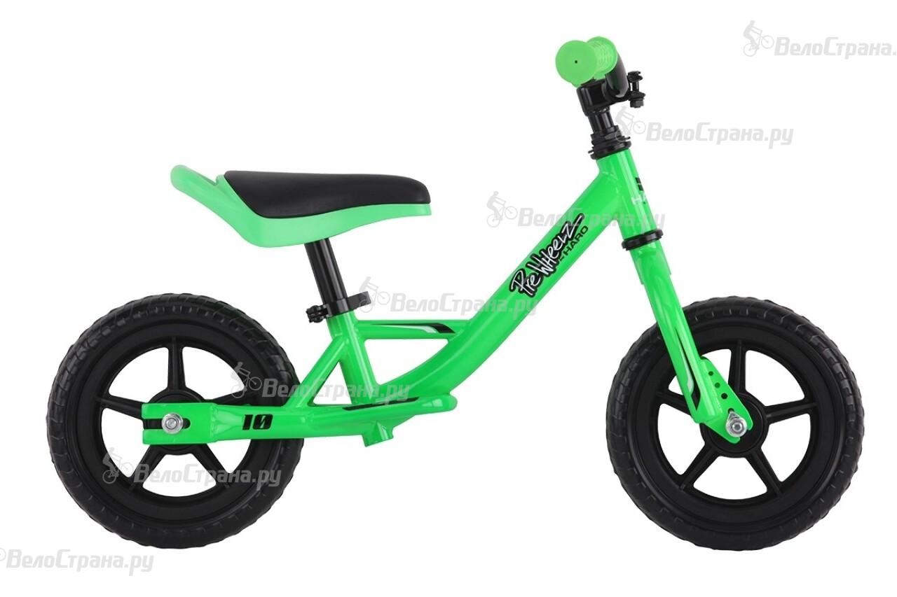 Велосипед Haro PreWheelz 10 (2015)