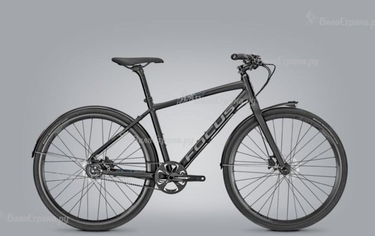 Велосипед Focus Urban 1.0+ (2015)