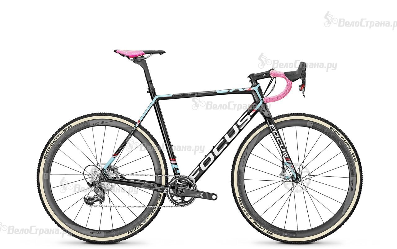 Велосипед Focus Mares CX0.0 team disc (2015) велосипед focus mares ax 2 0 disc 2015