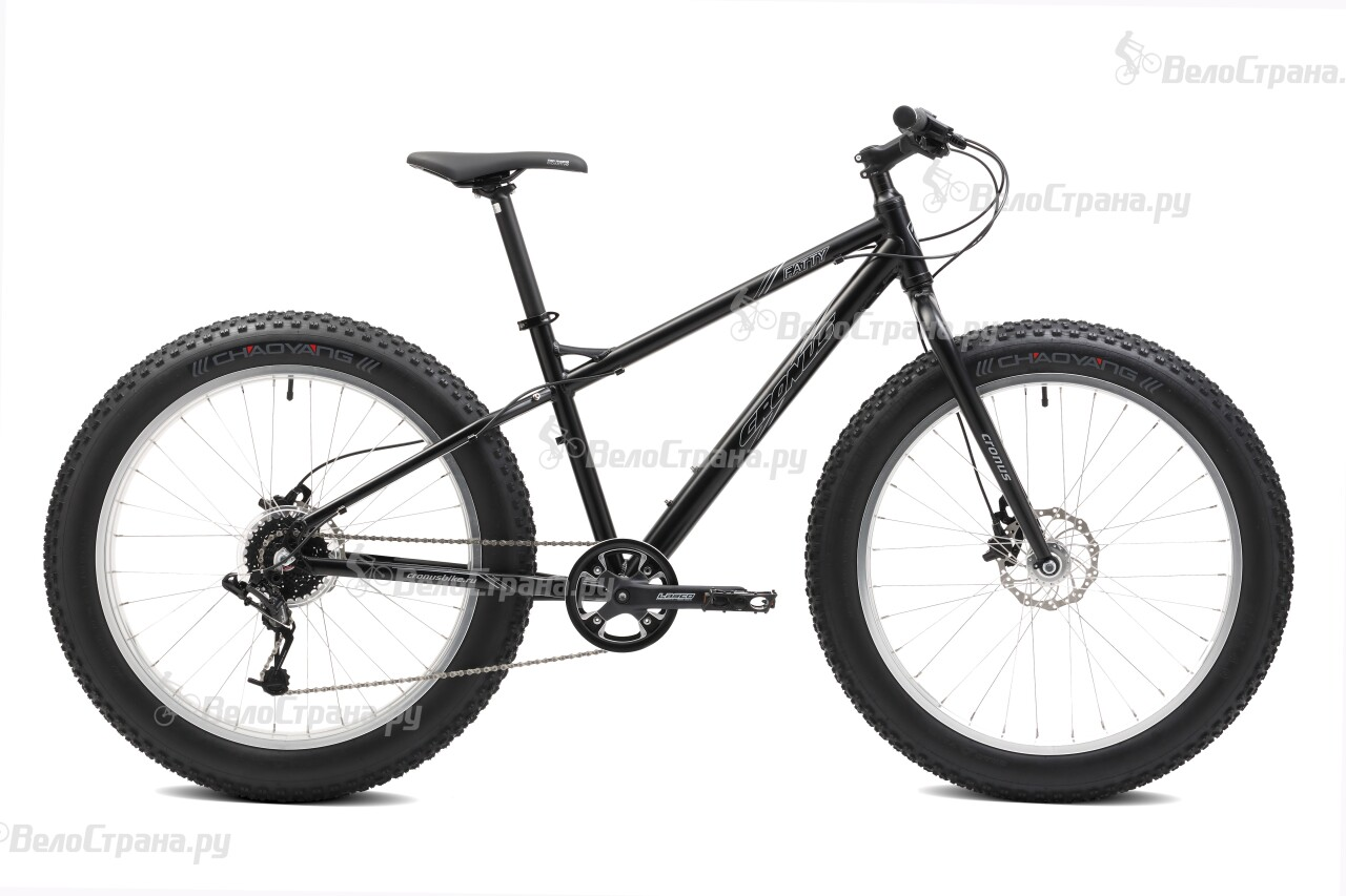 Велосипед Cronus FATTY 26 (2016) велосипед smart fatty 2015