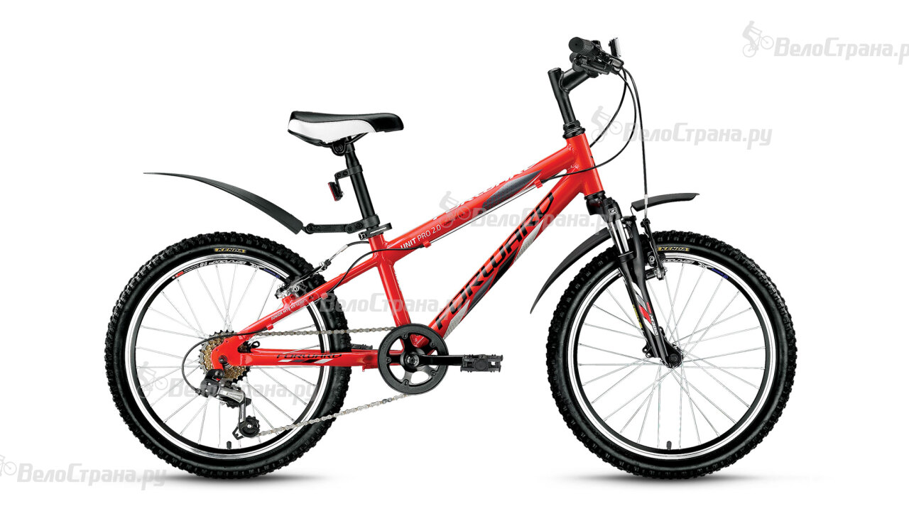 Велосипед Forward Unit Pro 2.0 (2016)