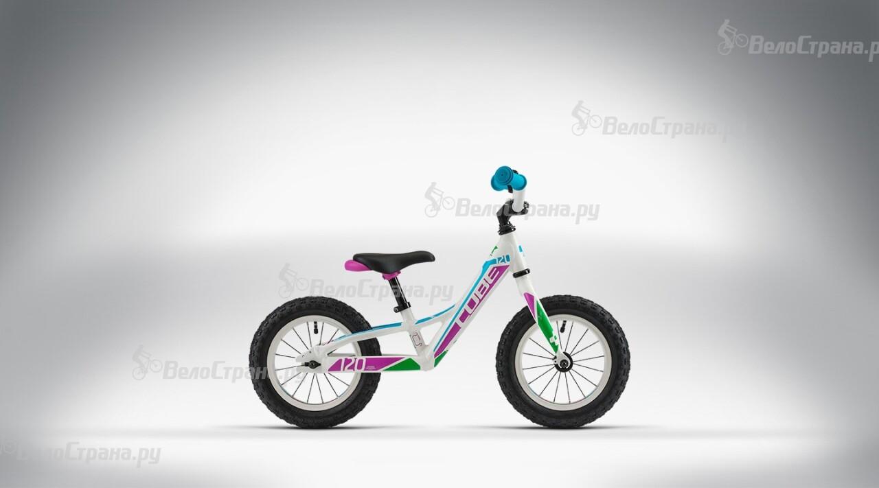 Велосипед Cube CUBIE 120 Girl (2014) cube performance