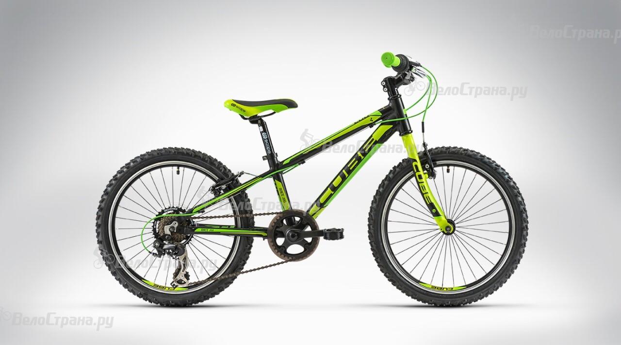 Фото Велосипед Cube Kid 200 (2015) 2015 csm360