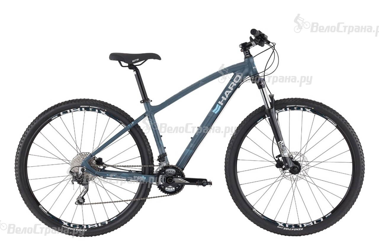 Велосипед Haro Double Peak Comp 29 (2016)