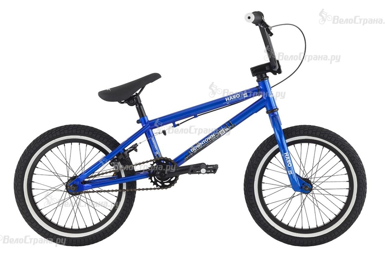 Велосипед Haro Downtown 16 (2016) велосипед haro steel reserve 1 1 2016