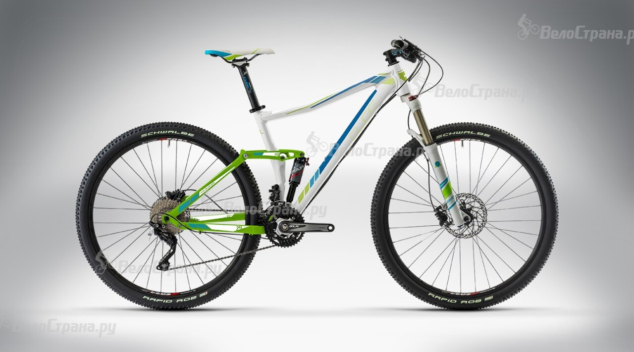 Велосипед Cube STING WLS 120 Pro 27.5 (2014) велосипед cube axial wls 2015