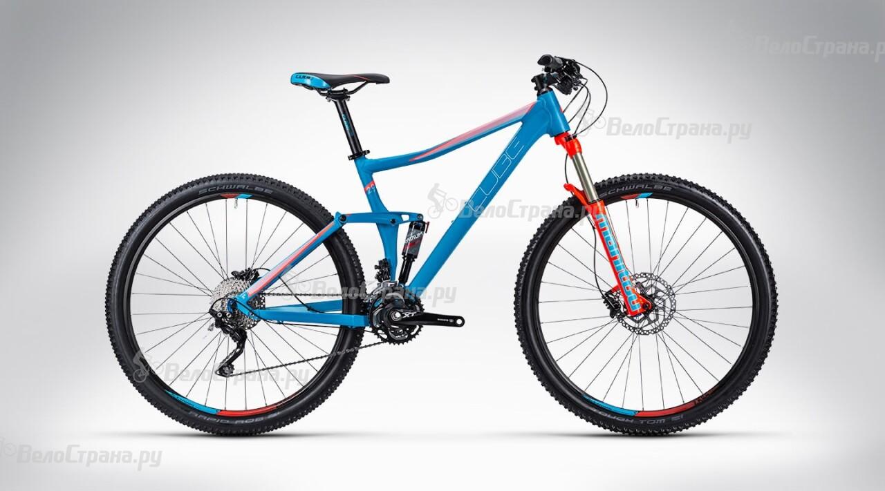 Велосипед Cube STING WLS 120 Pro 27.5 (2015)