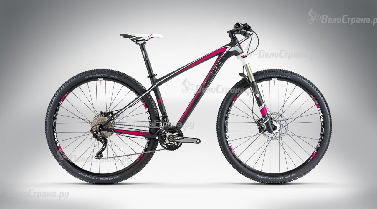 Велосипед Cube ACCESS WLS GTC Pro 27.5 (2014)