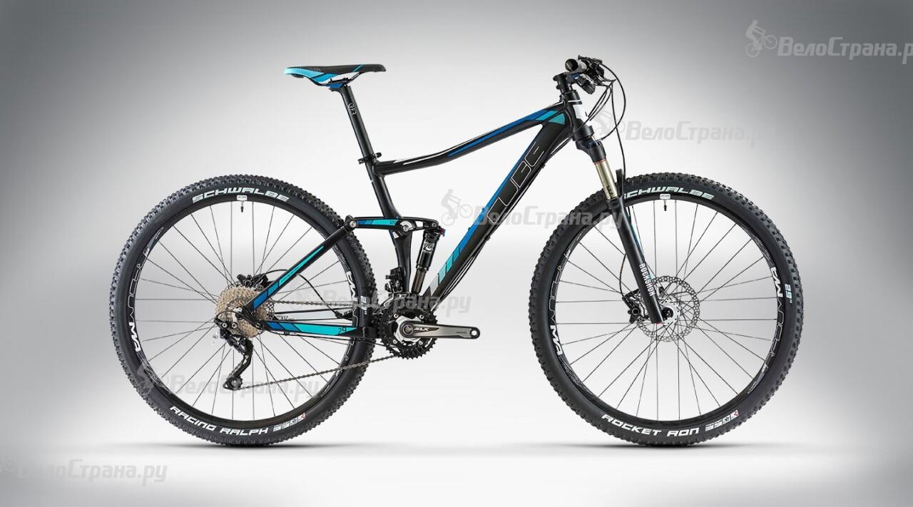 Велосипед Cube STING WLS 120 Race 27.5 (2014)