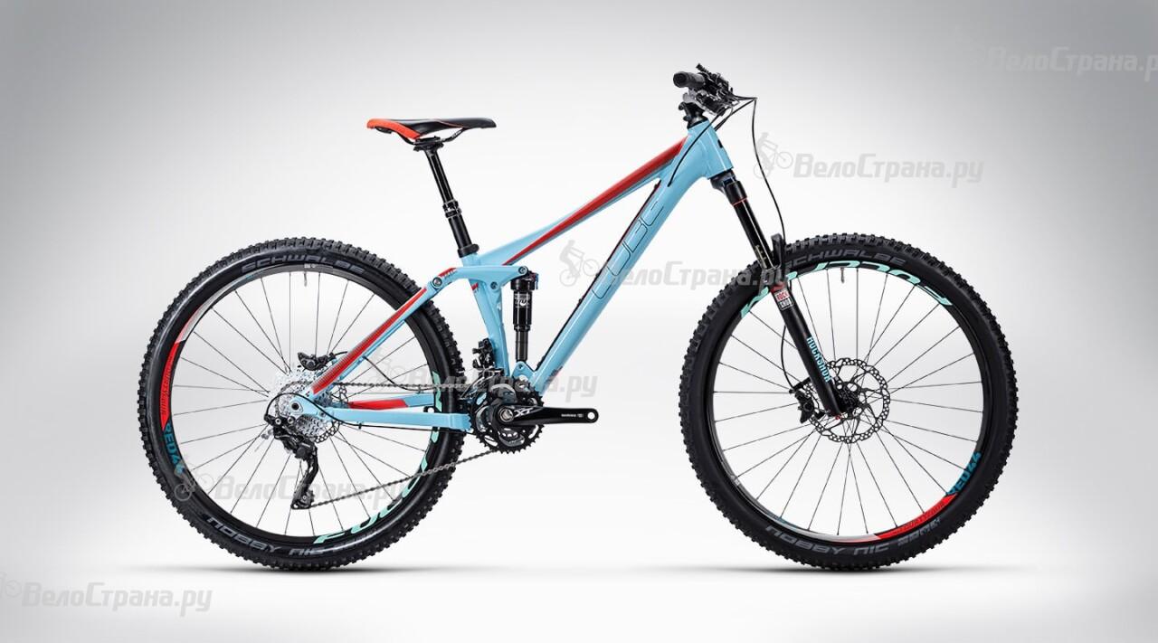 Велосипед Cube Sting WLS 140 SL 27.5 (2015) велосипед cube axial wls 2015
