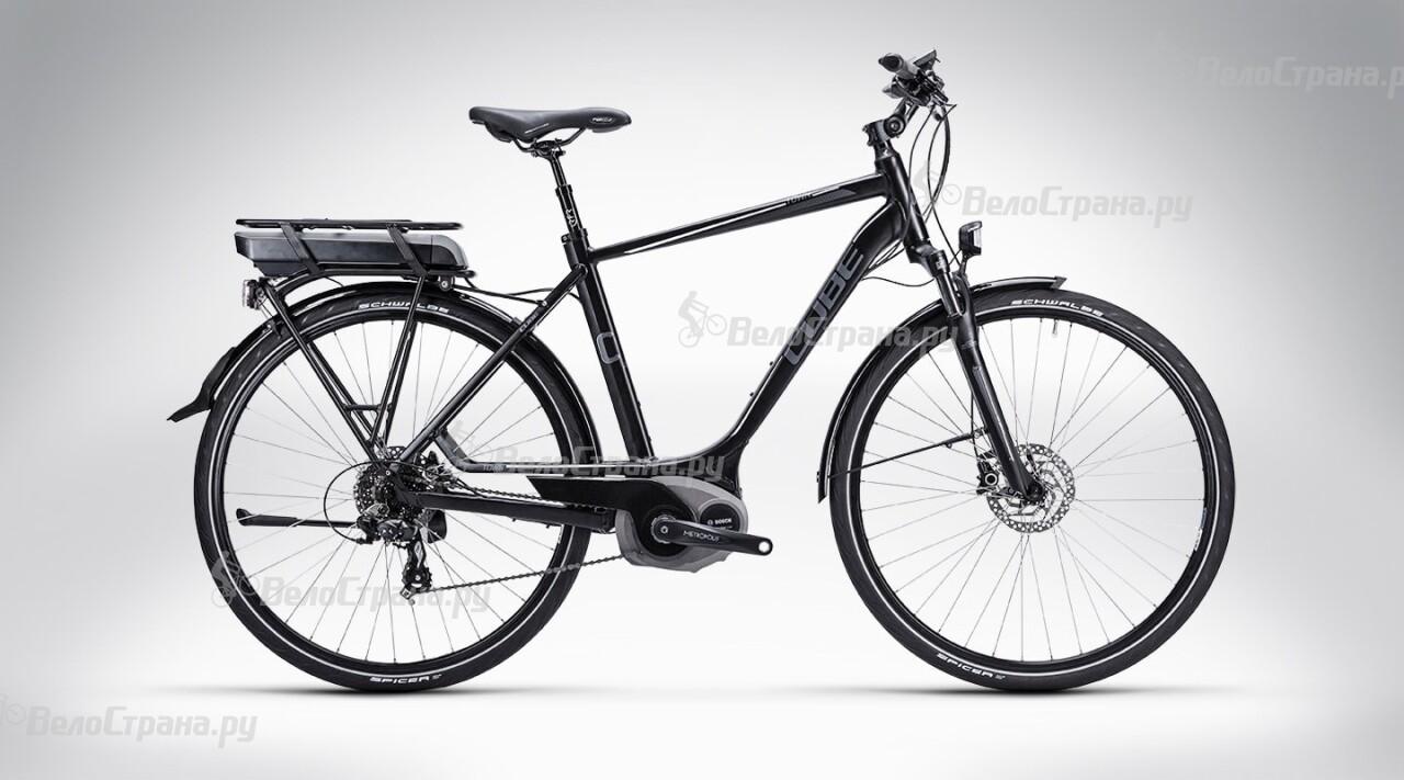 Велосипед Cube Town Hybrid (2015) велосипед cube town hybrid 2014