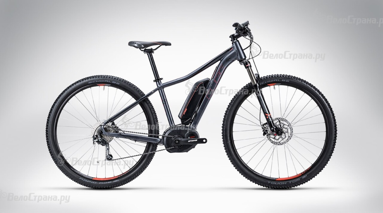 Велосипед Cube Access WLS Hybrid Pro 27.5 (2015)