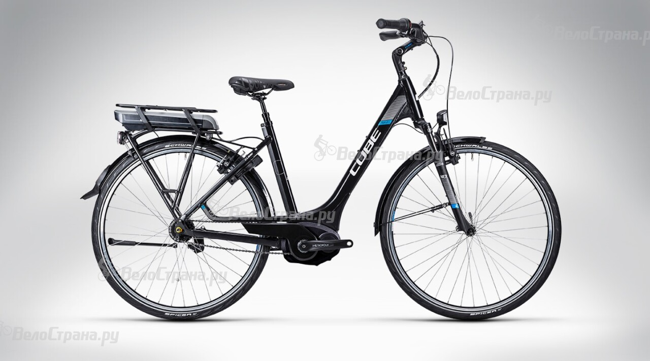 Фото Велосипед Cube Travel Hybrid (2015) 2015 csm360