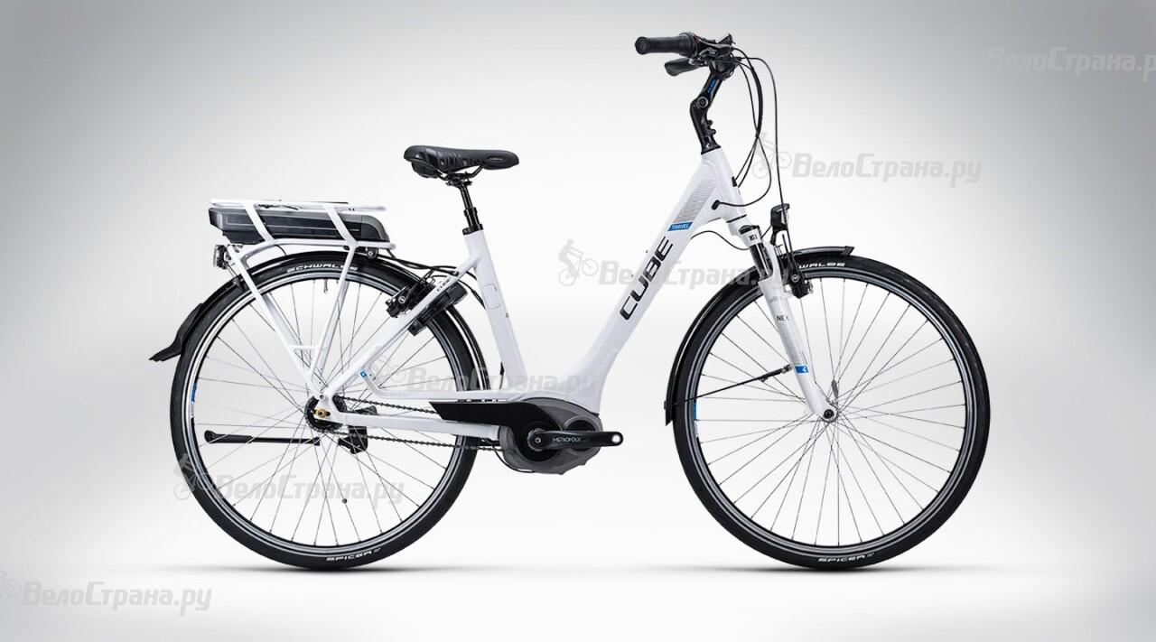 Фото Велосипед Cube Travel Hybrid RT (2015) 2015 csm360