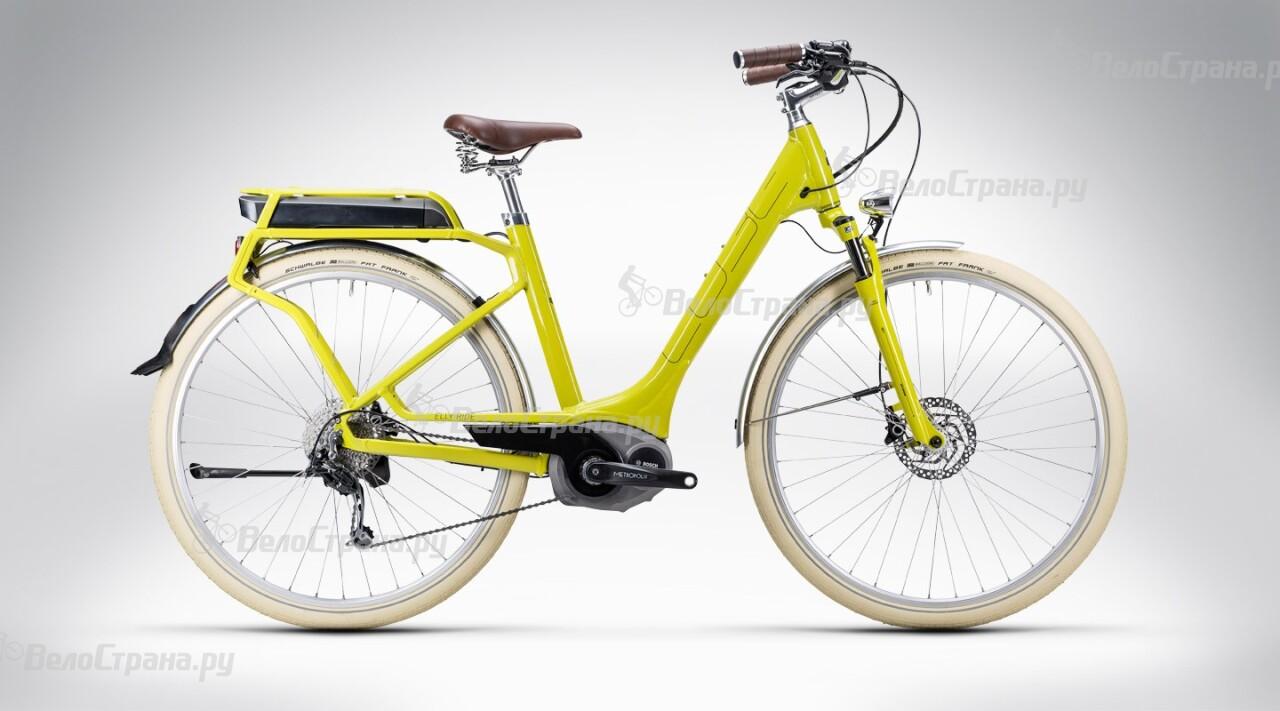 Фото Велосипед Cube Elly Ride Hybrid (2015) 2015 csm360