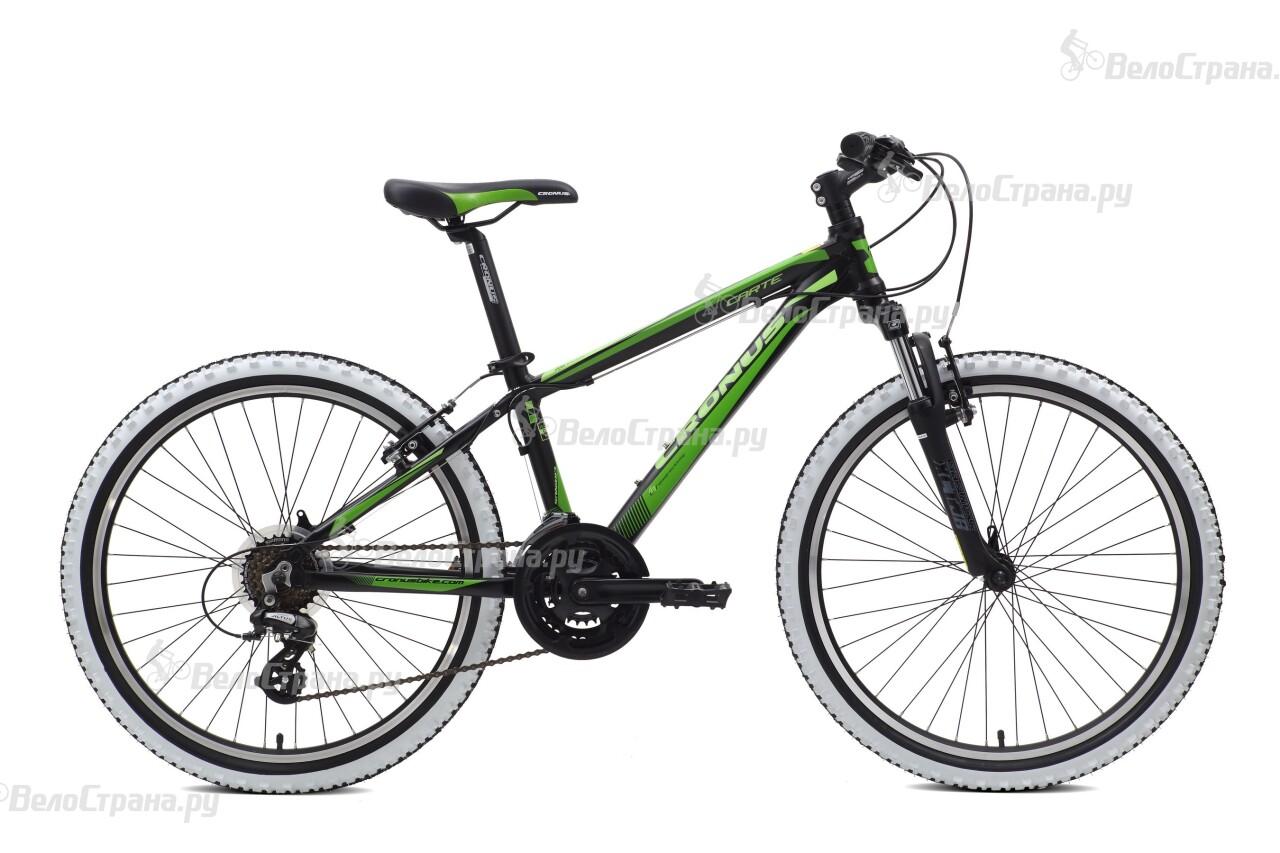 Велосипед Cronus CARTER 24 (2016) велосипед cronus bmx galaxy 2 0 2018