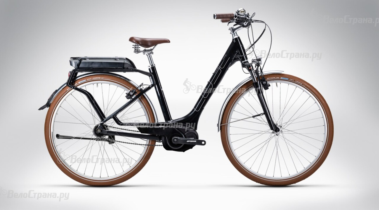 Фото Велосипед Cube Elly Cruise Hybrid (2015) 2015 csm360