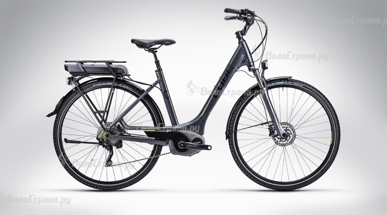 Велосипед Cube Touring Hybrid (2015) тайна тюдоров