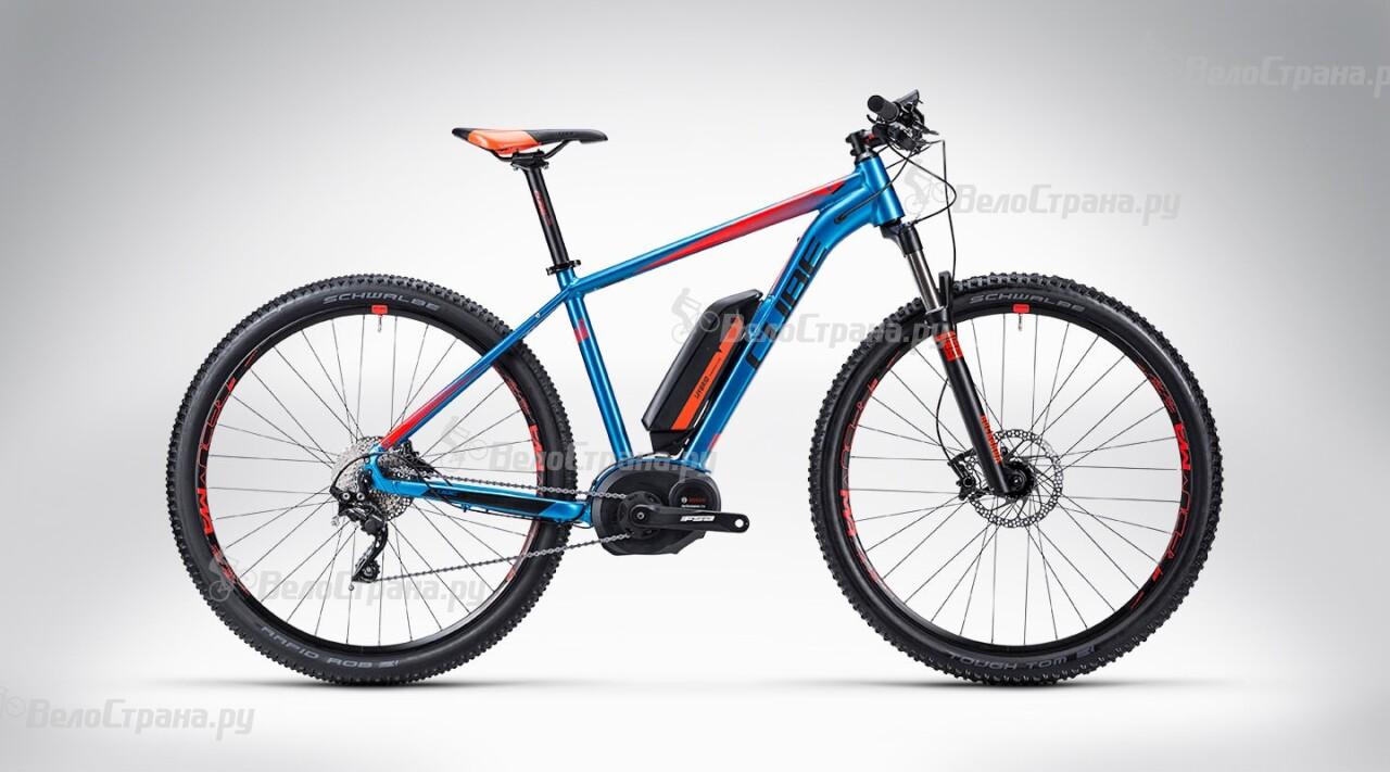 Велосипед Cube Reaction Hybrid HPA Race 29 (2015) велосипед cube aerium hpa pro 2016